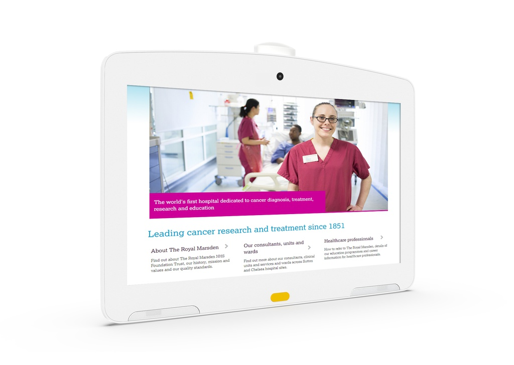 13.3inch Medical Android Display - TouchScreen