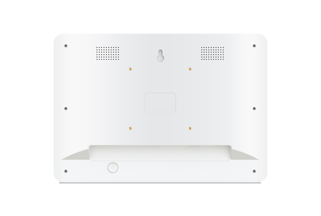 10.1inch Android MeetingRoom Display - TouchScreen - White / White