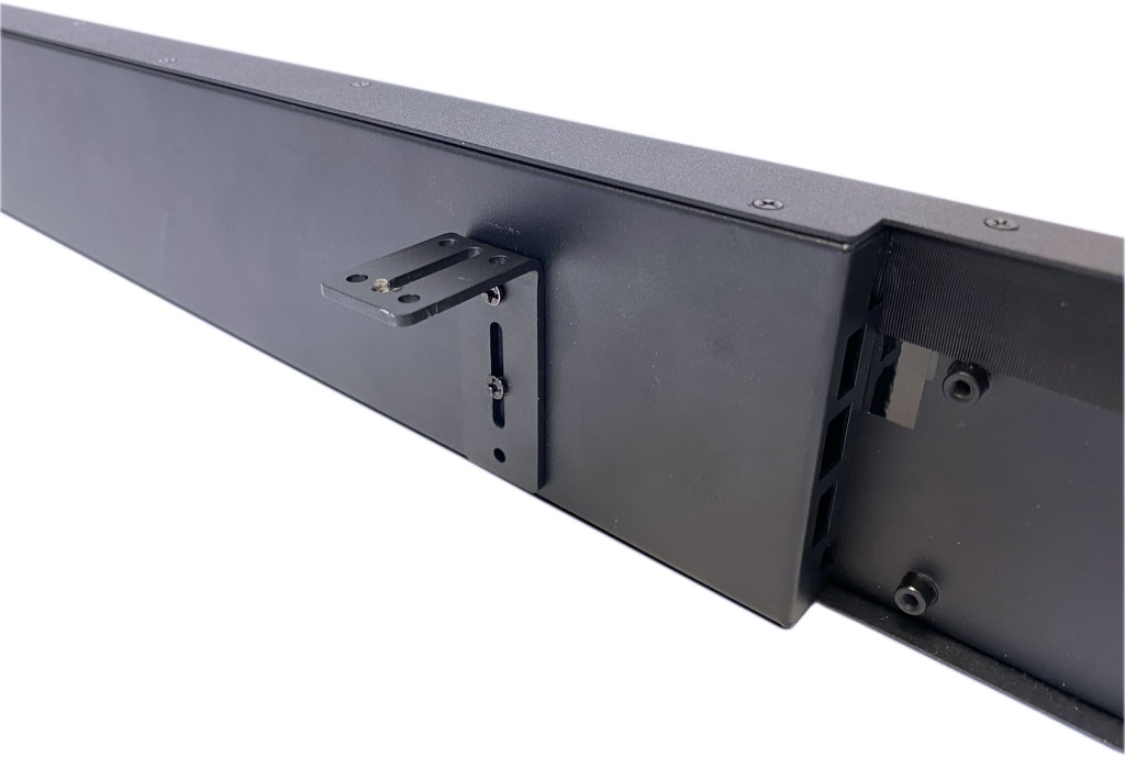 35inch Long Stretched Shelf Display, including HDMI IN & OUT and Internal Mediaplayer