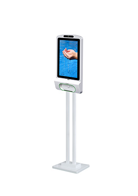 15.6inch Sanitizer Display - Non Touch - FreeStanding