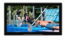 10.1inch Android Display  - Non-Touchscreen - Counter Model - Black - Front