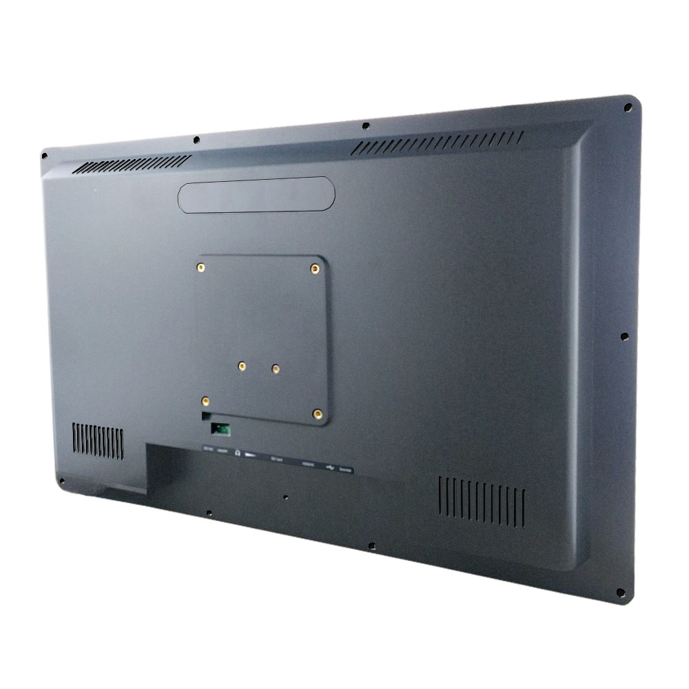 24inch Touch Monitor - HDMI IN - Back