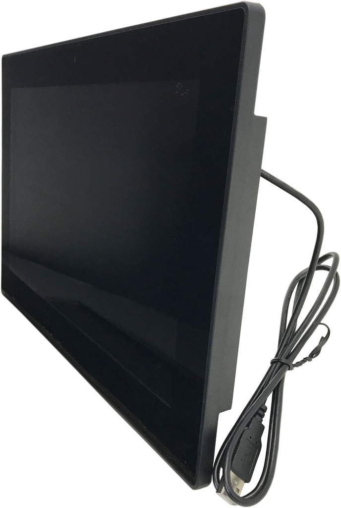 13,3inch Touch Monitor - HDMI IN - Side - 2