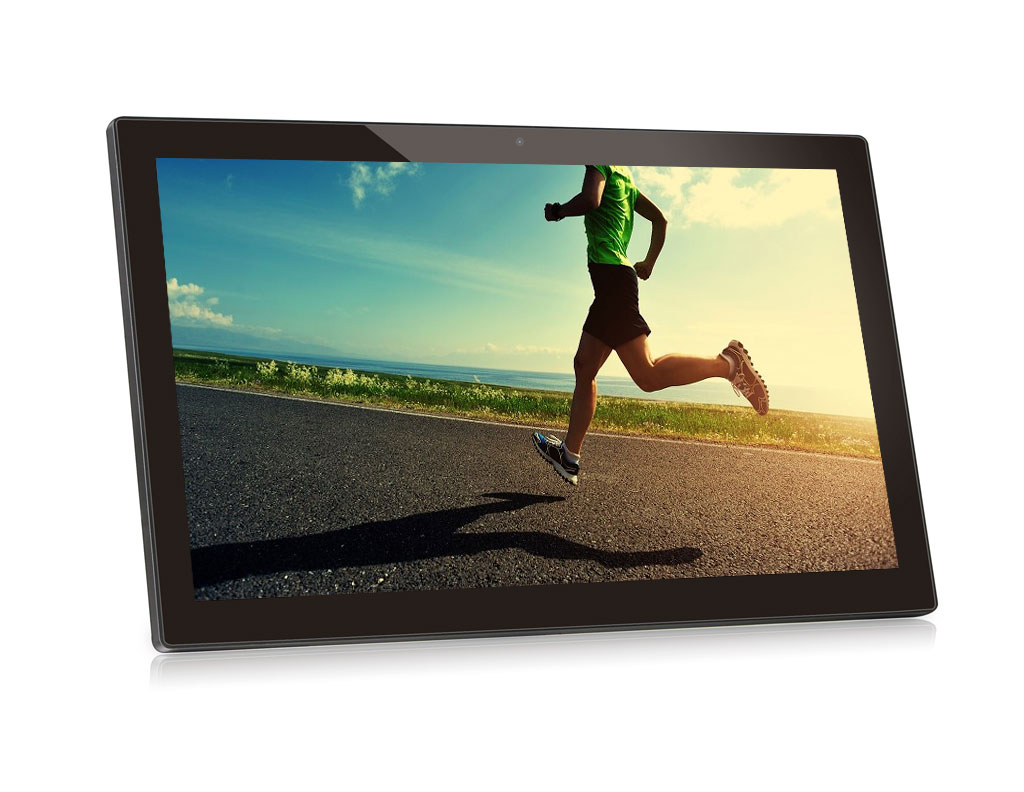 21,5inch Android Display - Touchscreen - Front - 2