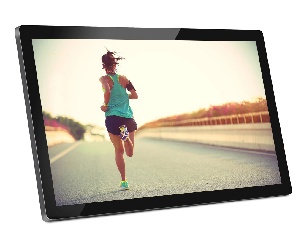 24inch Android Display - Touchscreen - Front - 2