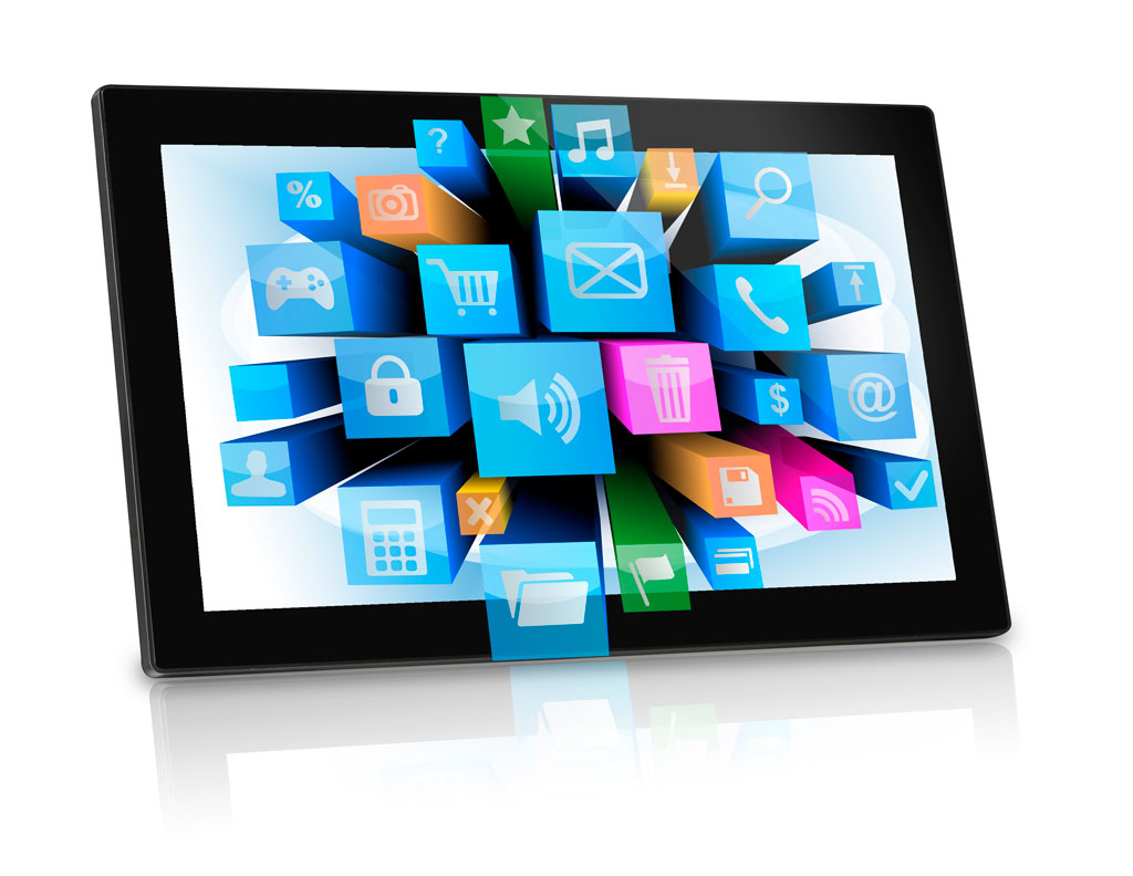 21.5inch Android Display - TouchScreen