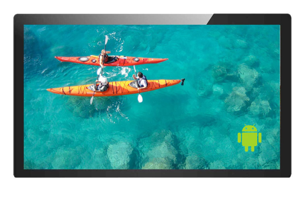 24inch Android Display - TouchScreen