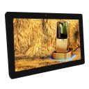 [AC-156PH-IPS-T-HD-XML] 15.6inch Touch InfoDisplay IPS - Plastic Housing