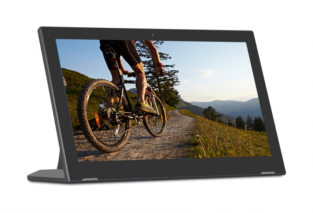 15,6inch Android Display - TouchScreen - Counter Model