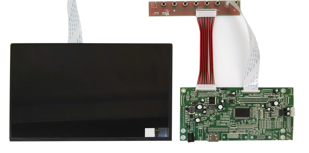 18.5inch MediaScreen Set - LCD Panel - Components Only