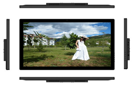 27inch Android Display - Touch - Closed Frame