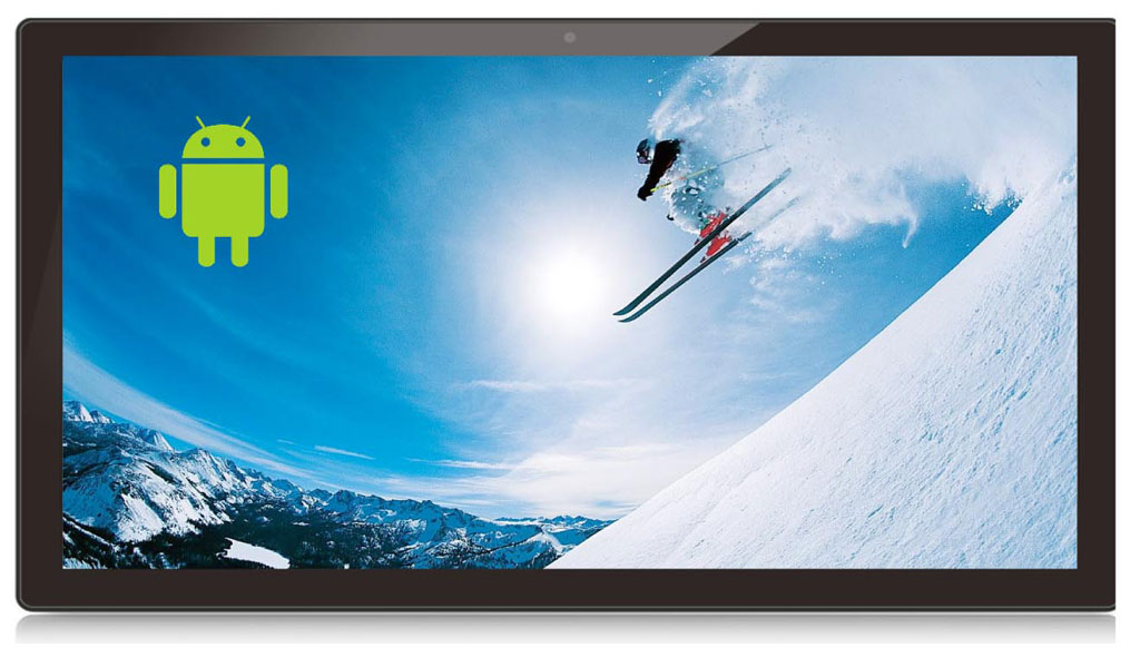 17.3inch Android Display - TouchScreen