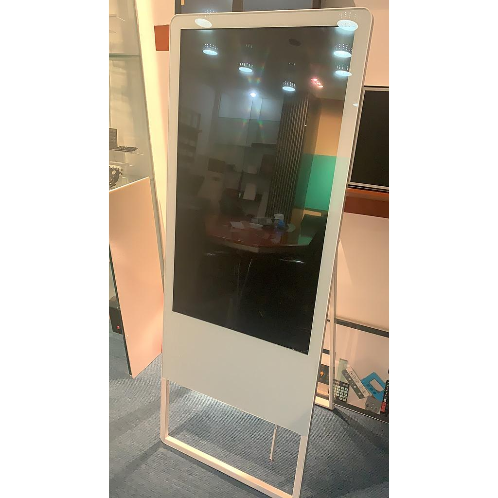 43inch A-Board Style Android Info Screen  - White Housing