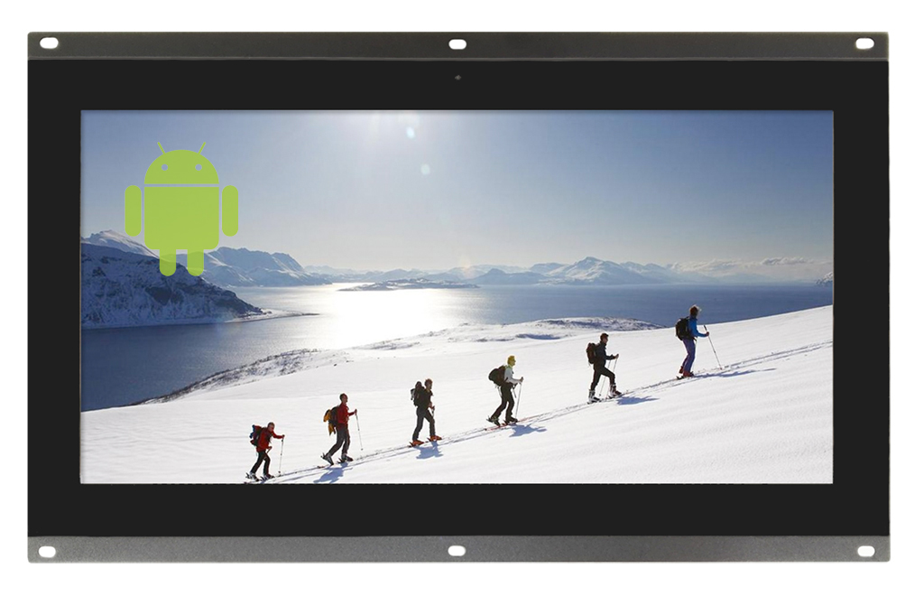 15.6inch Android Display - Non Touch - Open Metal Frame