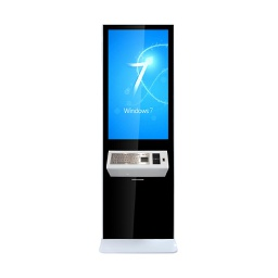 [RS-430WIN-T-INFOSTAND] 43inch All-in-one Computer Kiosk