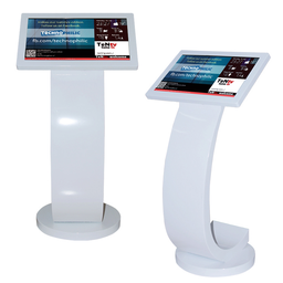 [RS-215AIO-T-INFOSTAND-01] 21.5inch Android TouchScreen Infostand #01