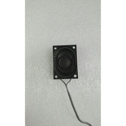 [AC-SPEAKER-8OHM-2W-002] Single Speaker 8ohm - 2W with External Cable (version 2)