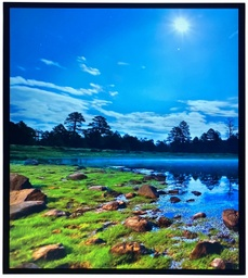 [VI-421SQ-LCD] 42.1inch Monitor Square LCD Screen