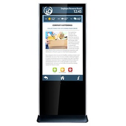 [RS-550AIO-KIOSK] 55inch Kiosk - Android Display Non Touch - Totem