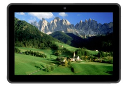 [AC-101PH-HDMI-IPS-T] 10inch Touch Monitor - Plastic Housing - HDMI IN